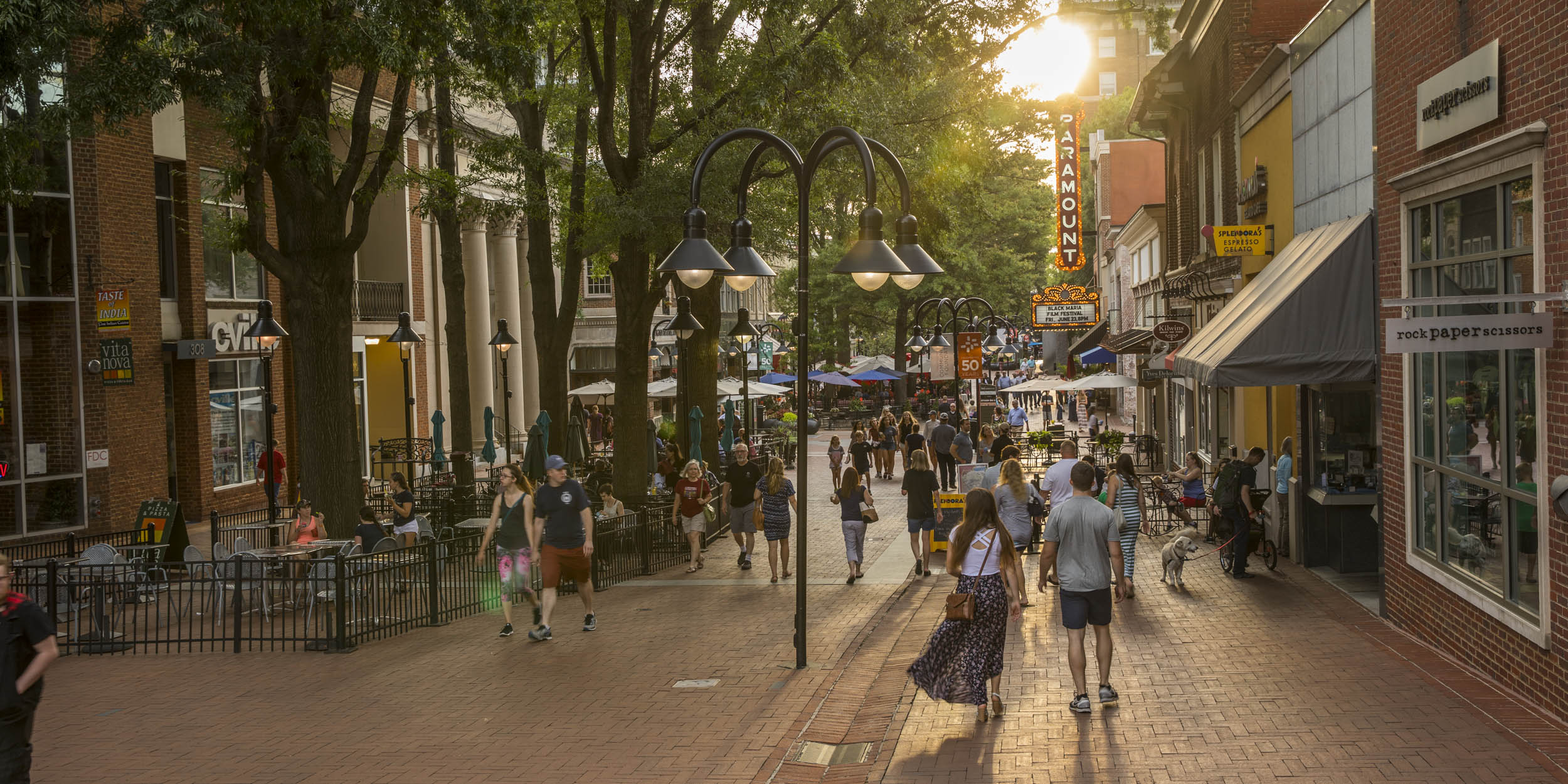 Photo of Charlottesville & Albemarle CVB