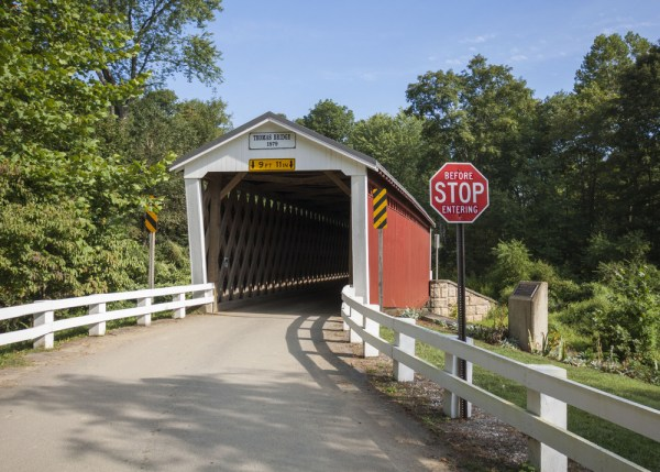 Visiting Covered Bridges