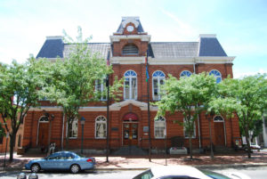This is a picture of the washington county courthouse