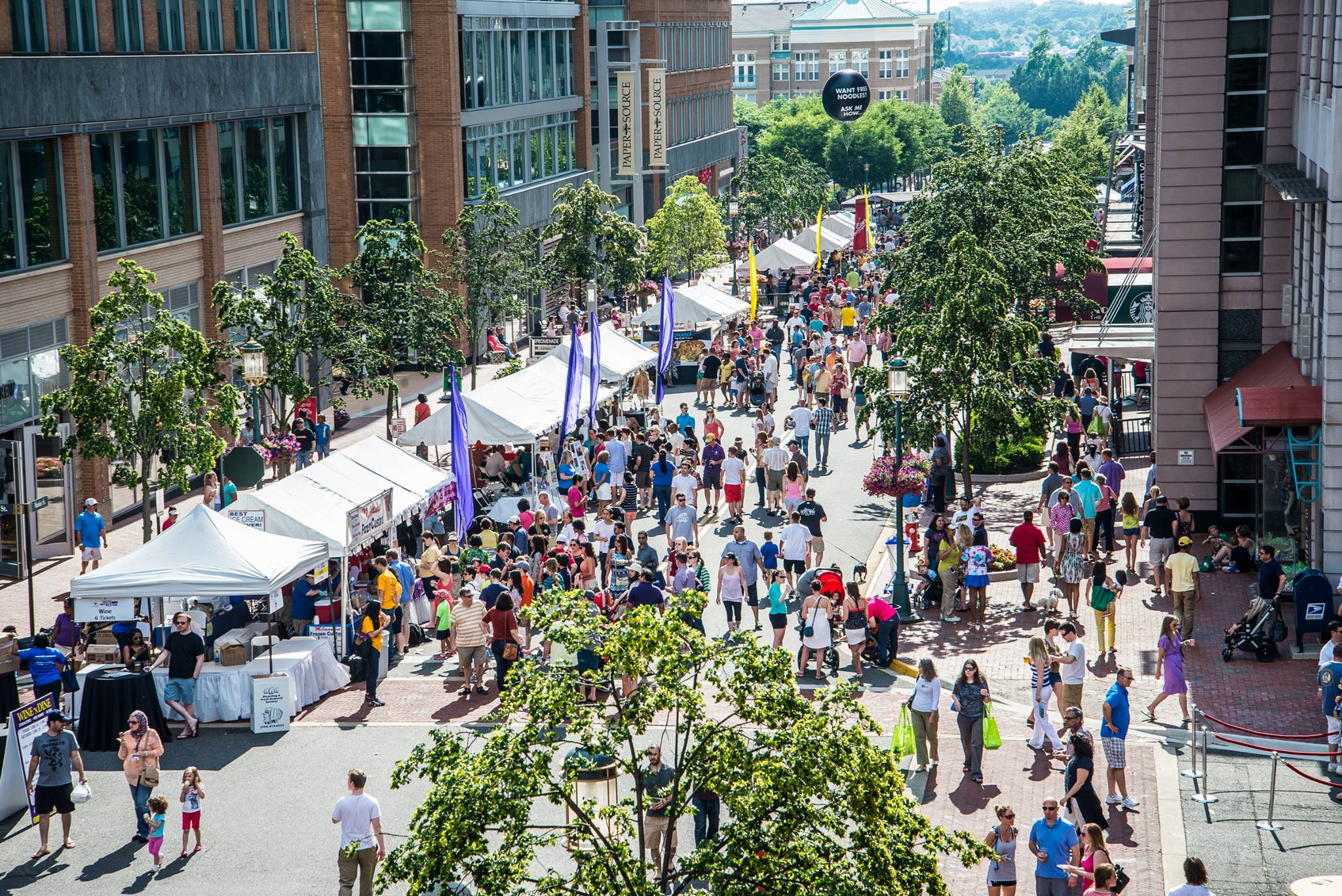 Taste of Reston, Fairfax County Virginia
