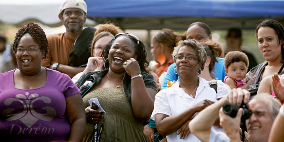Harrisonburg African-American Culture Festival - MATPRA