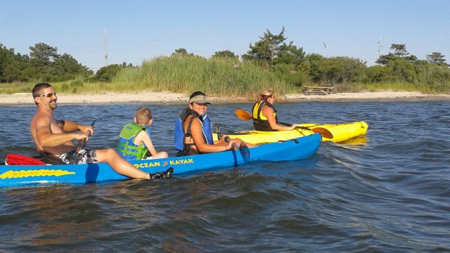 Southern Delaware outdoor adventures