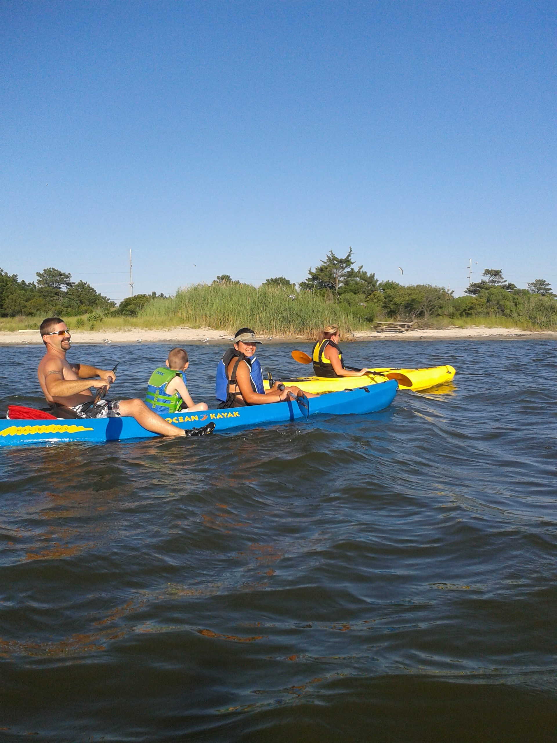 Southern Delaware Outdoor Adventures: Life is more good-natured here!