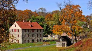 Fall in Bethlehem, PA