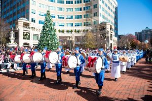 Reston Town Center parade