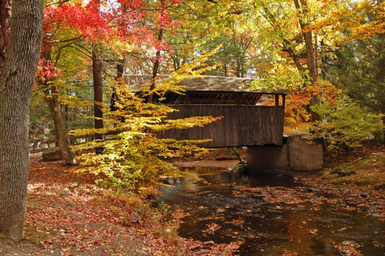 Iconic Covered Bridges of Pennsylvania