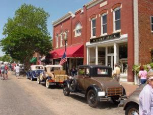 Historic Smithfield, VA
