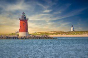 Cape Henlopen State Park Lighthouses Southern Delaware
