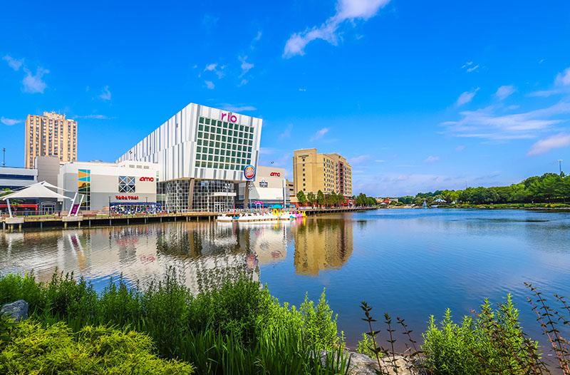 Rio's Lakefront in Gaithersburg, MD