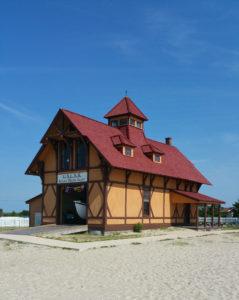 Indian River Life Saving Station Dewey Beach DE
