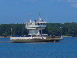 Jamestown Scotland Ferry