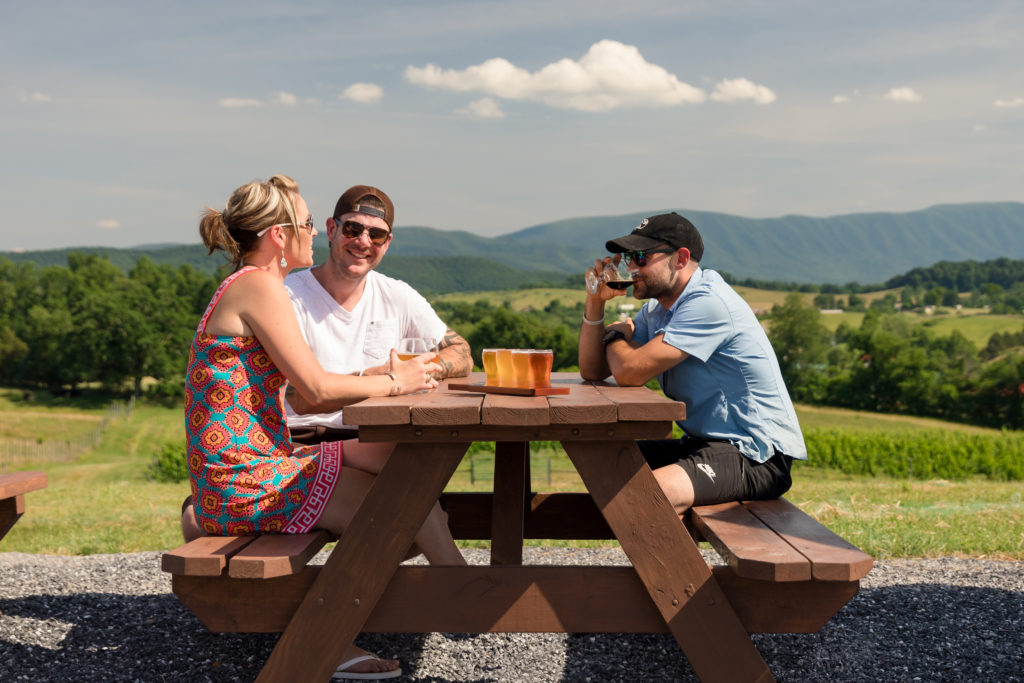 Great Valley Farm Brewery & Winery is a stope on the Shenandoah Beerwerks Trail