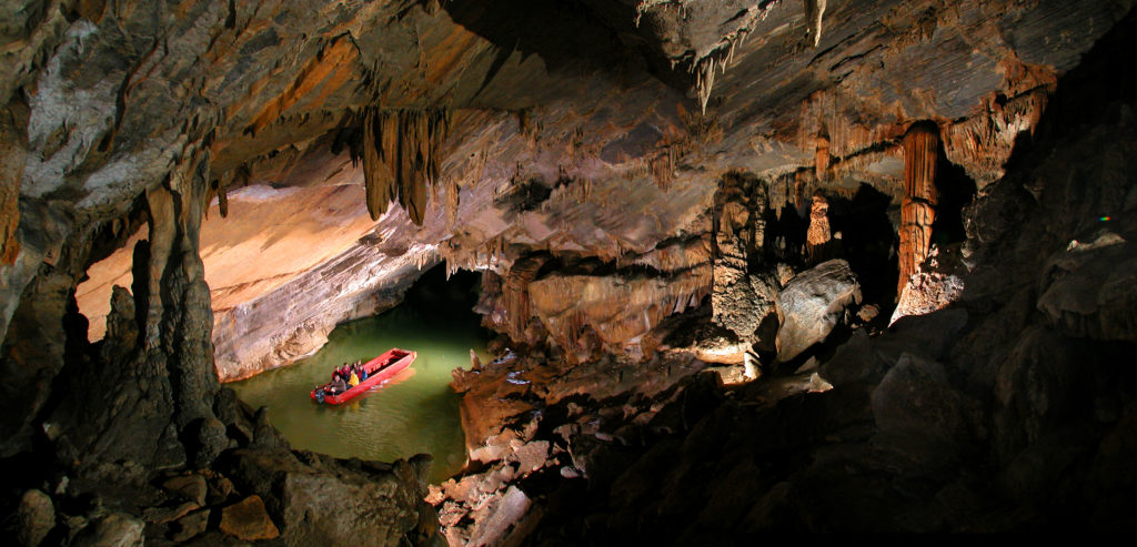 Penns Cave and Wildlife Park, Happy Valley, PA