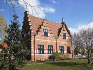 Zwaanendael Museum Lewes DE