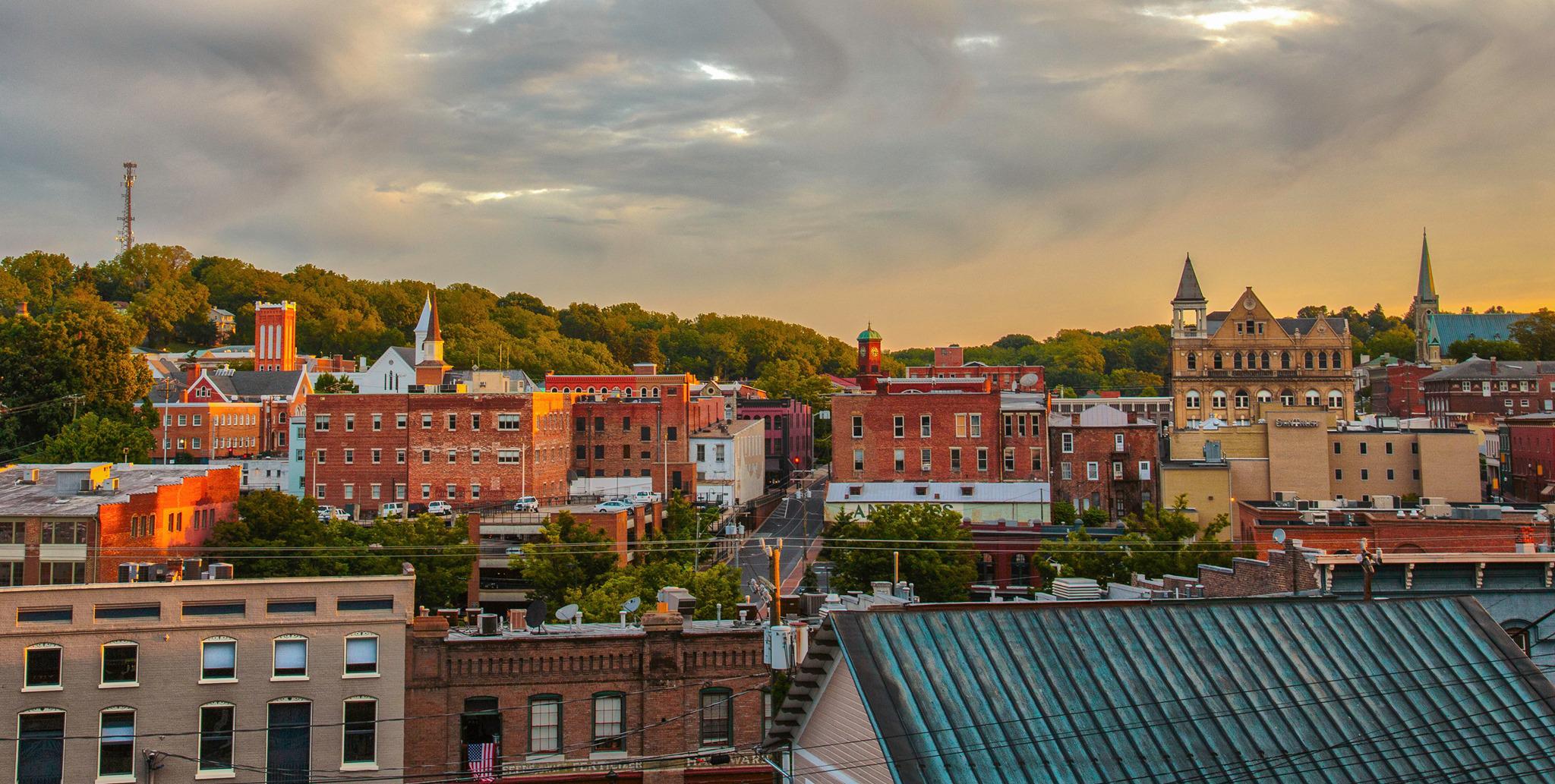 Photo of Staunton, Virginia